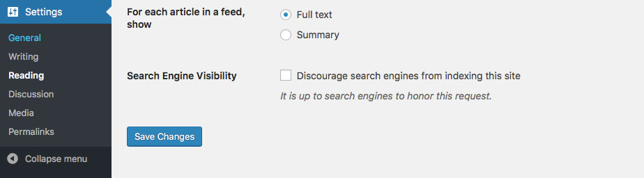 Discourage search engines from indexing this site