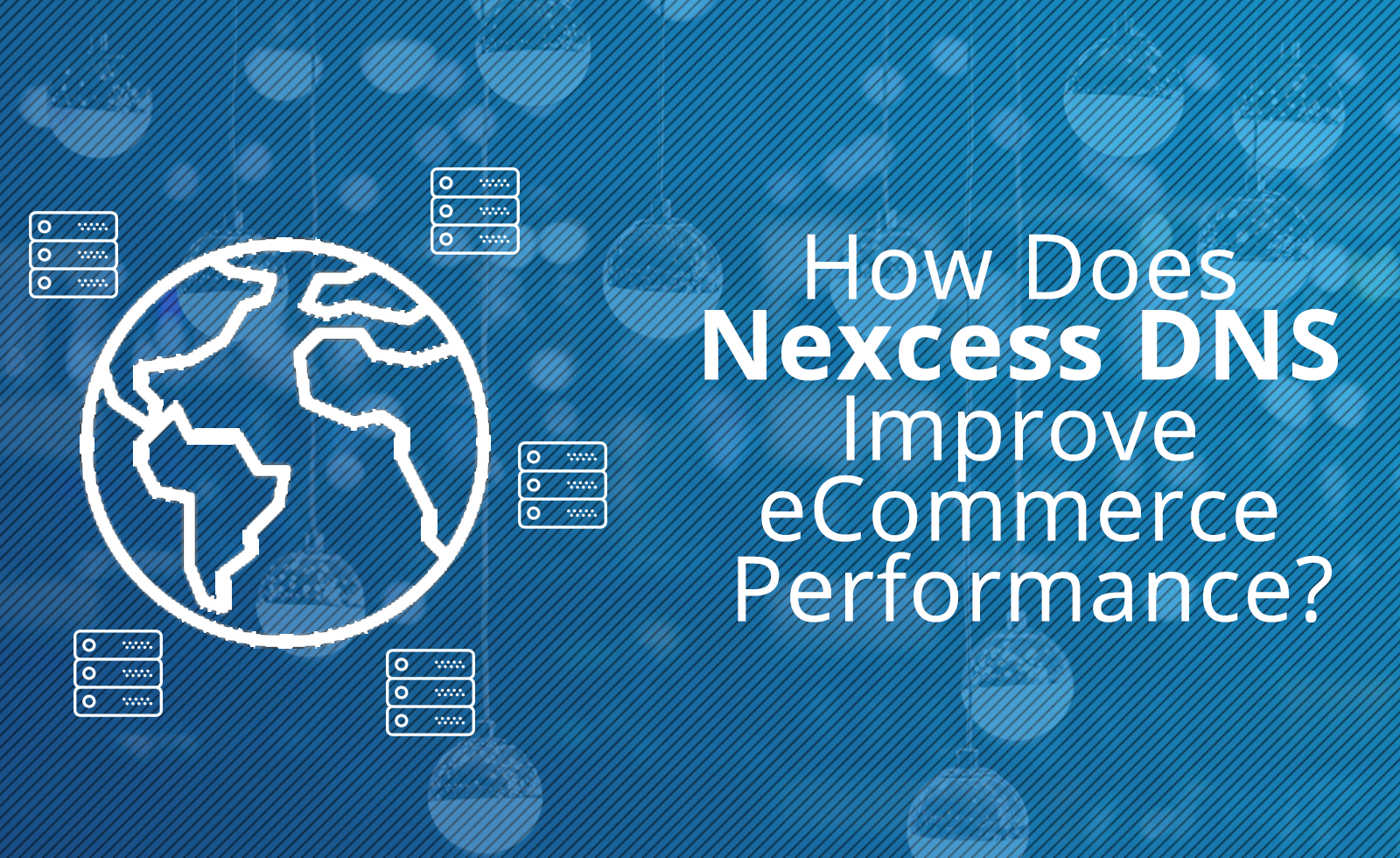 How Does Hostdedi DNS Improve eCommerce Performance?