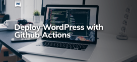 Deploy WordPress with Github Actions